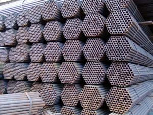 Steel Pipe eamless Steel Tube for Gas Cylinder  Seamless Steel Pipe