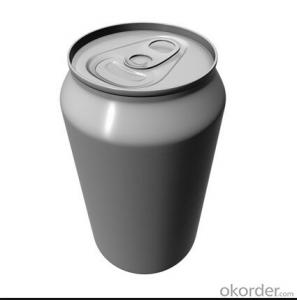 Aluminum Beverage Can Made in China with High Quality