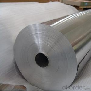 Aluminum Foil Facing Mylar for Bubble Heat Seal Composite Film and Fire-Retardant PVC