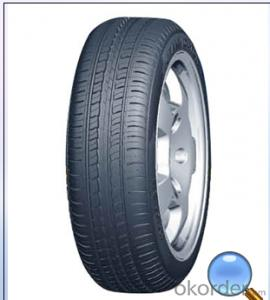Passager Car Radial Tyre A606 High Speed