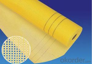 Glass Fiber Mesh Screen for Exterior Wall Thermal Insulation Building Materials