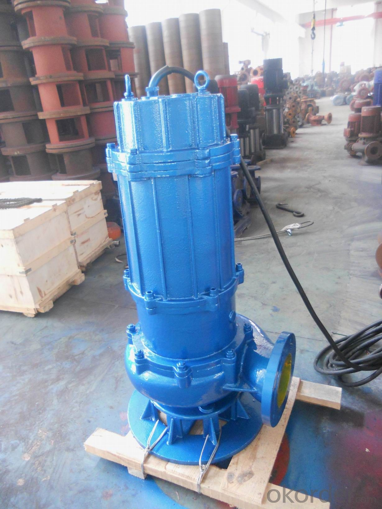 Buy Vertical Electric Centrifugal Submersible Pump Price