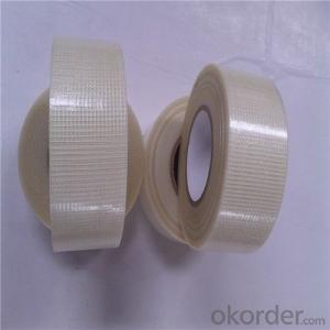 Fiberglass Adhesive Mesh Tape 55g/m2 8*8/inch High Strength High quality