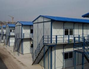 Sandwich Panel House Lastest Design High Quality