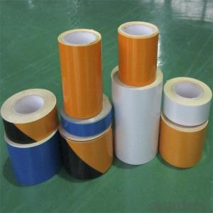 PVC honeycomb Warning Reflective Tape for Truck Light Highway Safety