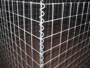 Gabion Boxes/Stone Cages/Gabion Basket With Best Price