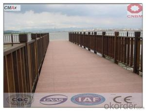 WPC Outdoor Eco-friendly High Quality Decking