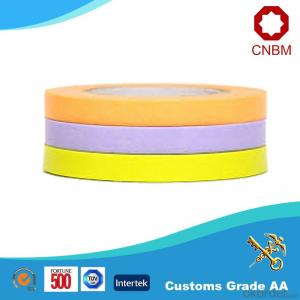 Masking Tape UV Resistance Top Quality in China