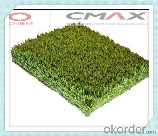 Pratable Grass Thick  Artificial Green Turf  In China