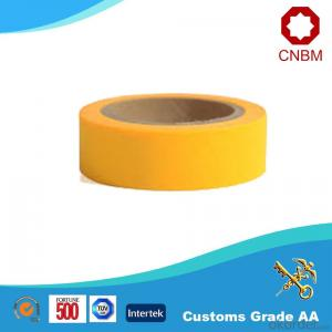 Masking Tape Blue Red Yellow White Colors