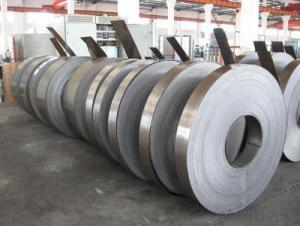 Galvanized Steel Strip with High Quality-SGCC 680*1.0mm