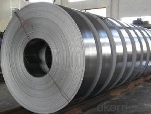 Galvanized Steel Strip with High Quality-DX51D+Z 700*2.0mm