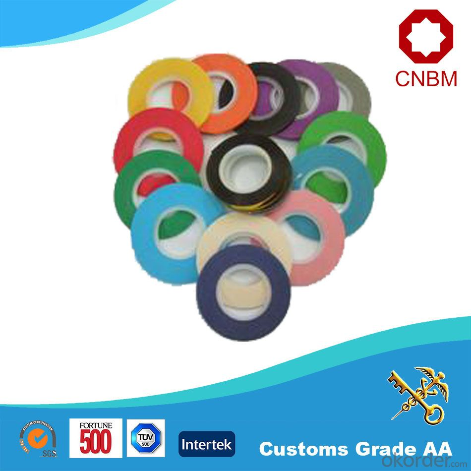 Masking Tape for Automobile Painting Hot Sales
