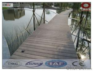 Unique Laminate Flooring/Europe Decking From China CMAX