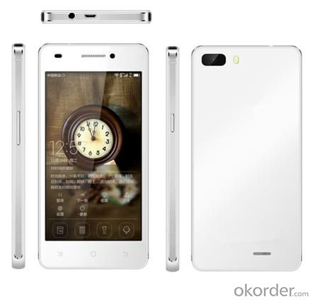 Smartphone 4.5-Inch HD IPS  Android 4.2 OS 3G Smartphone