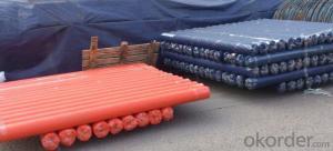 Waterproof PE Tarpaulin 70-200G Blue Color