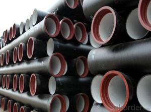 Ductile Iron Pipe EN545 Length: 6M/Negotiated