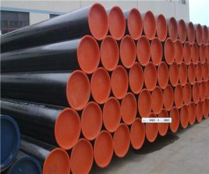 Seamless Steel Pipe Lacquer Red Antirust Paint
