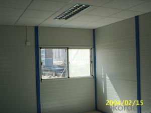 Sandwich Panel House with Latest Design High Quality Material