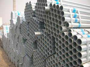 Hot Dipped or Pre-galvanized Galvanized Pipe America Standard A53 Q195