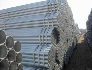 Hot Dipped or Pre-galvanized Galvanized Pipe  A53 Q195 100g Hot Dipped