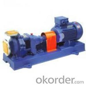 IP Type Petrochemical Process Pump(API610, API682)