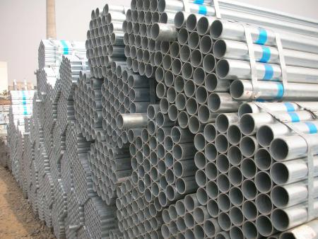 Galvanized Pipe America Standard ASTM A53 100g/200g Hot Dipped or Pre-galvanized Pipe