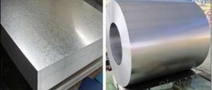 Hot-Dip Galvanized Steel Sheet And Coil of All Size