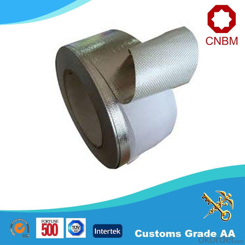 Aluminum Foil Tape White Silicone Release Paper