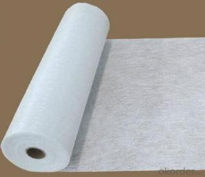 E Glass Fiber Chopped Strand Mat for FRP TanK