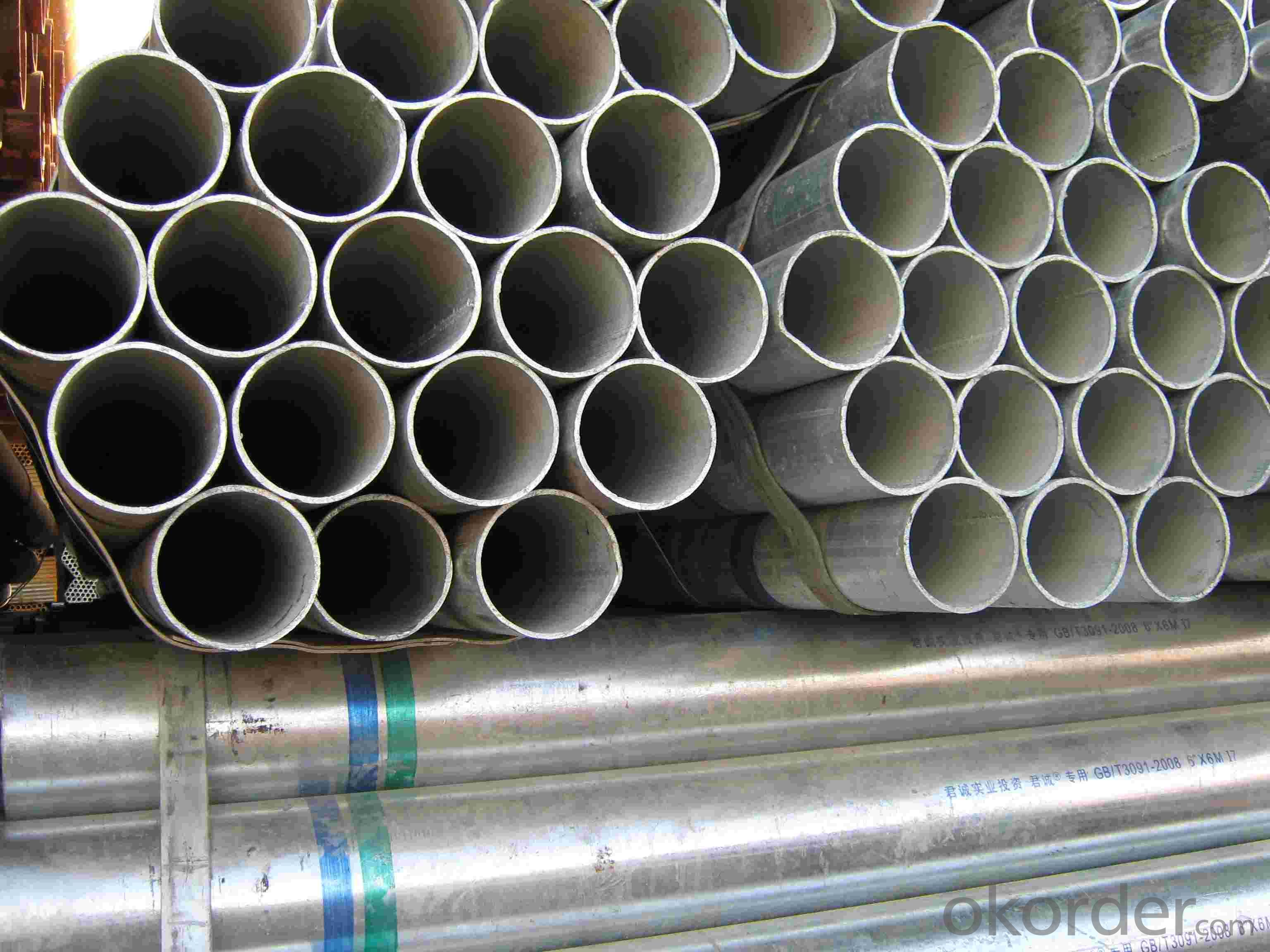 America Standard A53 100g Hot Dipped or Pre-galvanized Pipe