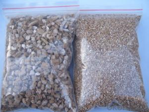 Superfine Vermiculite Golden Color(raw)