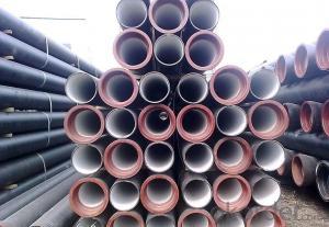 Ductile Iron Pipe Model:T type / K type / Flange type Length: 6M