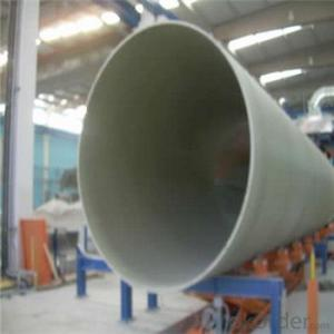 Fiberglass Reinforced Plastic Pipe FRP/GRP Pipe Supply Finite Element Analysis