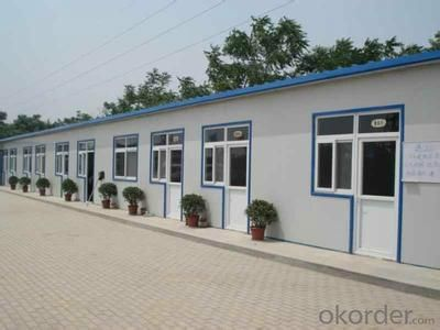 Sandwich Panel House with Beautiful Looking on Sale