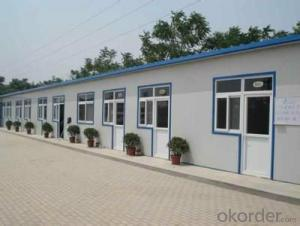 Sandwich Panel House with Modern Design Made in China
