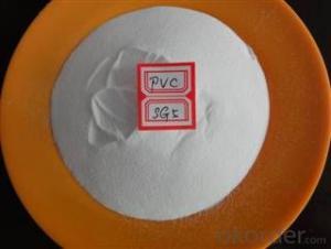 PVC Resin SG1-SG8 Suspension Grade SG3 Grade