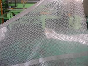 Different Size PE Tarpaulin for Truck Covering