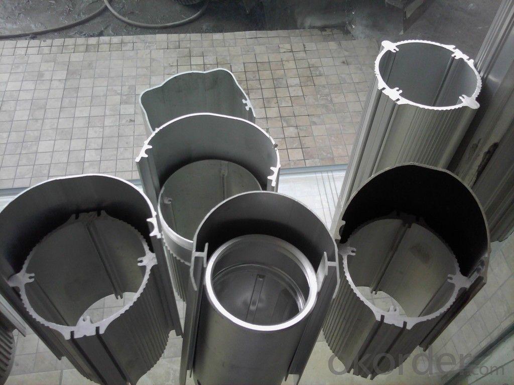Industrial Aluminium Profile 6000 Series