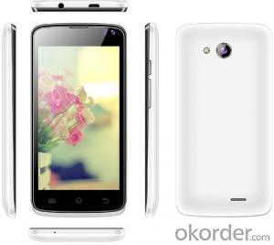 Smartphone 4.5inch 4G FDD TD LTE Low End Trend Design