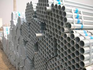 Galvanized Pipe America Standard A53 200g Hot Dipped or Pre-galvanized Pipe