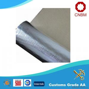 Aluminum Foil Tape White/Blue PE Release Film