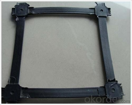 New Raw Material Steel Plastic Geogrid Suppliers From China