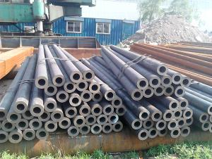 America Welded Black ERW Steel Tube A500 ASTM A53