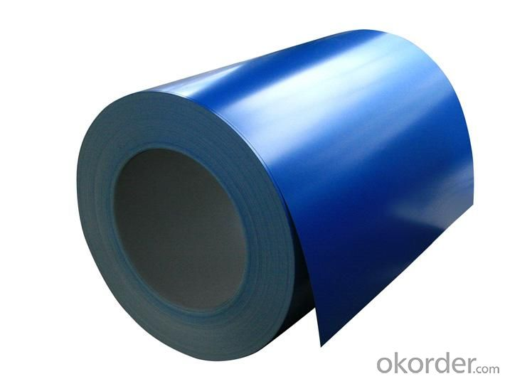 Color Coated Aluminium Coils for Windows Polyester Color