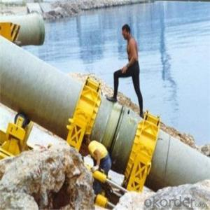 Fiberglass Reinforced Plastic Pipe FRP/GRP Pipe LNG Projects