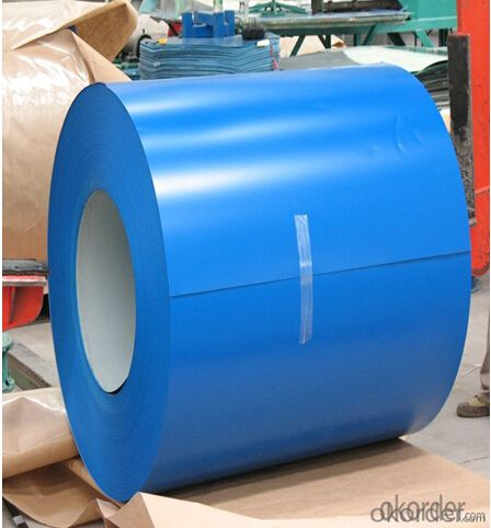 Pre-painted Galvanized/Al uzinc  Steel  Sheet Coil with Prime  Quality and Lowest  Price bluee