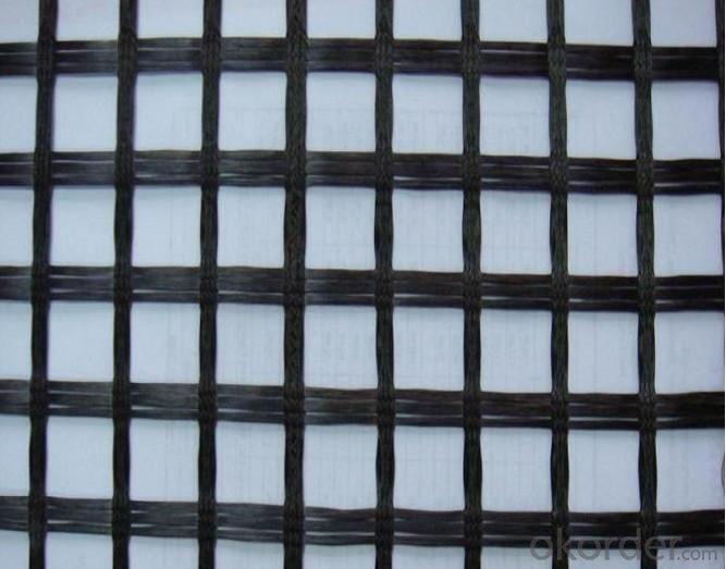 Steel Plastic Welding Geogrid