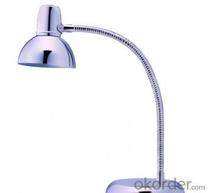 Adjustable Stainless Steel LED Reading Table Lamp