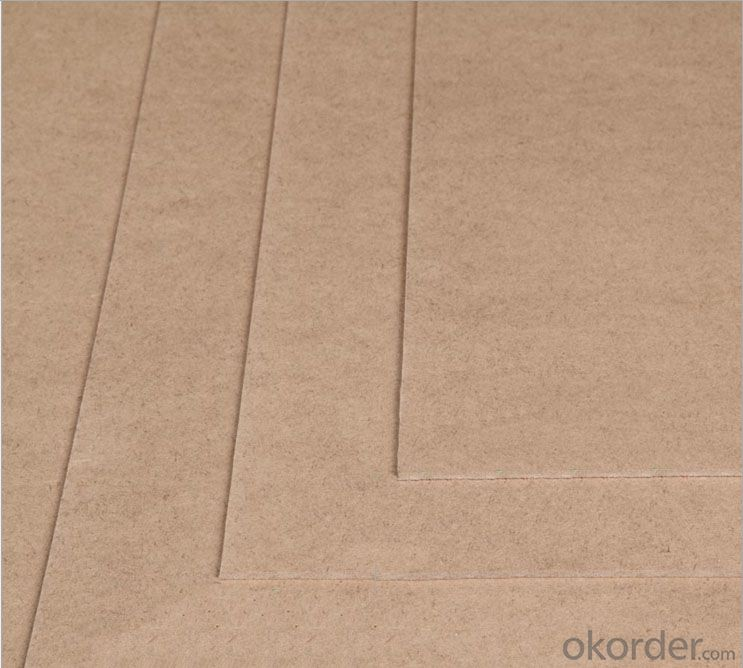 Plain  MDF Board E2 Grade Good sanding Light Color
